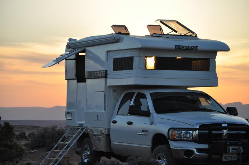 Dodge Truck Pop Up Camper