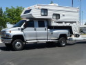 GMC C4500 with Kodiak Camper