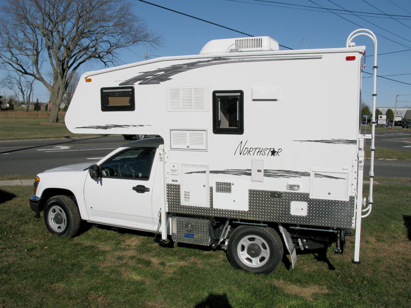 Flat Bed Truck Camper Hq