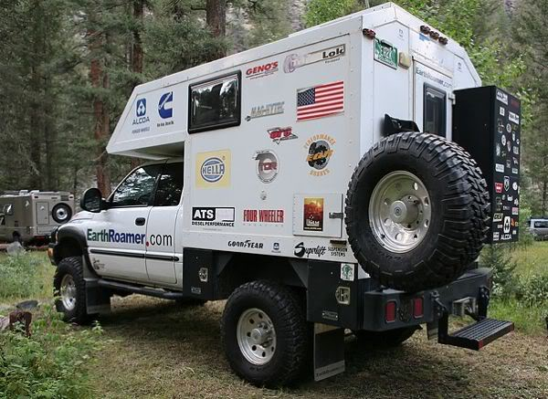 Dodge Truck Camper Hq