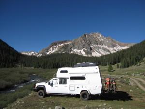 Teton Mountain Truck Camper