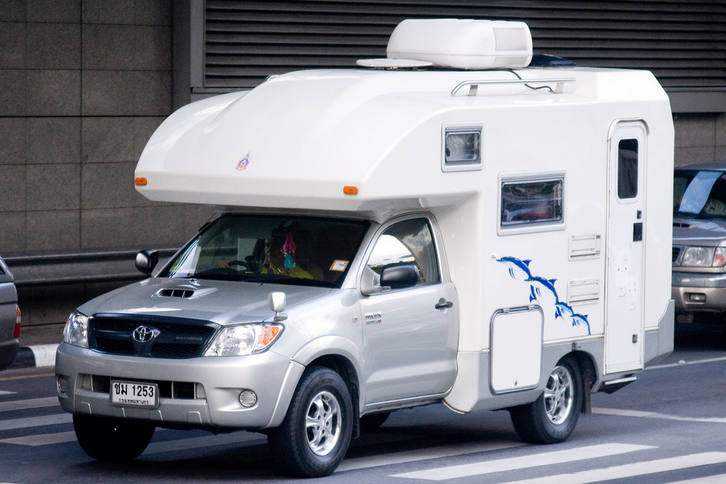 Toyota Dolphin Motorhome Camper
