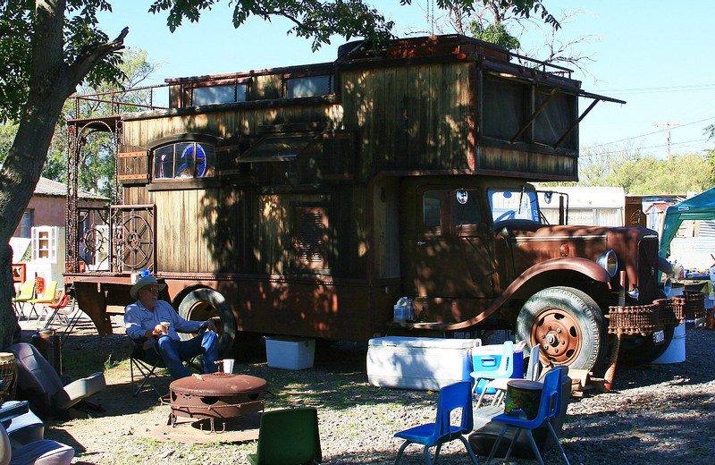 Vintage Gypsy House Camper