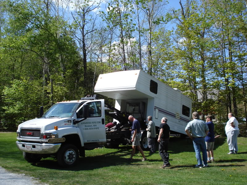 Kodiak 4500 Tilt Bed Camper