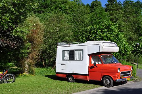 Ford Transit MK1 Truck Camper