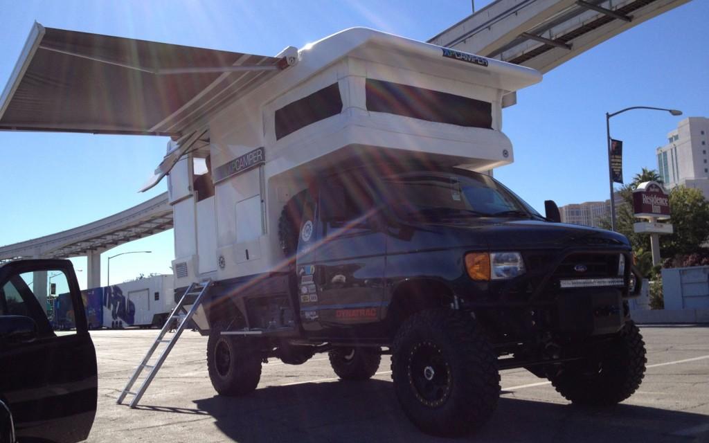 Ford Econoline XP Camper