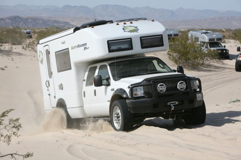 EarthRoamer XV-LT Ford F550