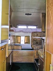 Silver Streak Interior