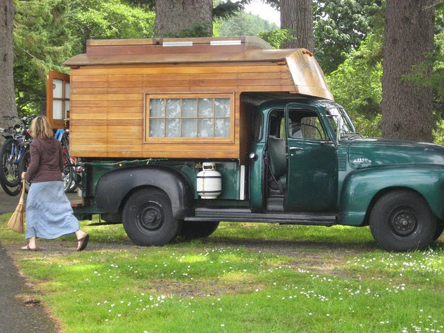 Amazing-Homemade-Truck-Camper