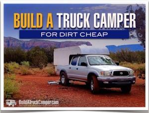 Build a Truck Camper