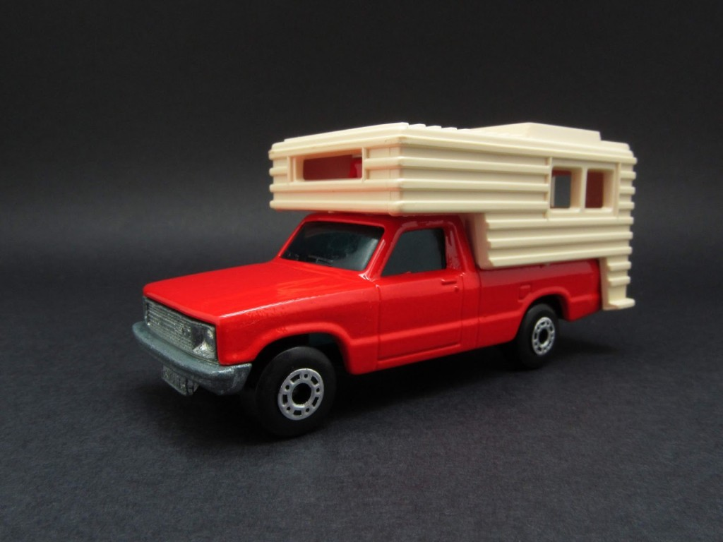 Matchbox Ford Truck Camper
