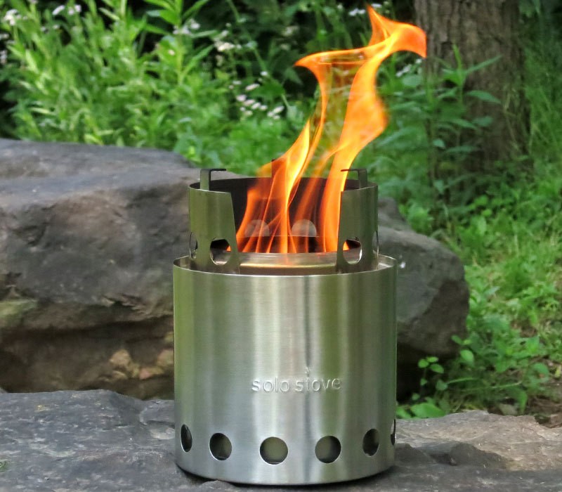 SoloStove Outdoor Camp Stove