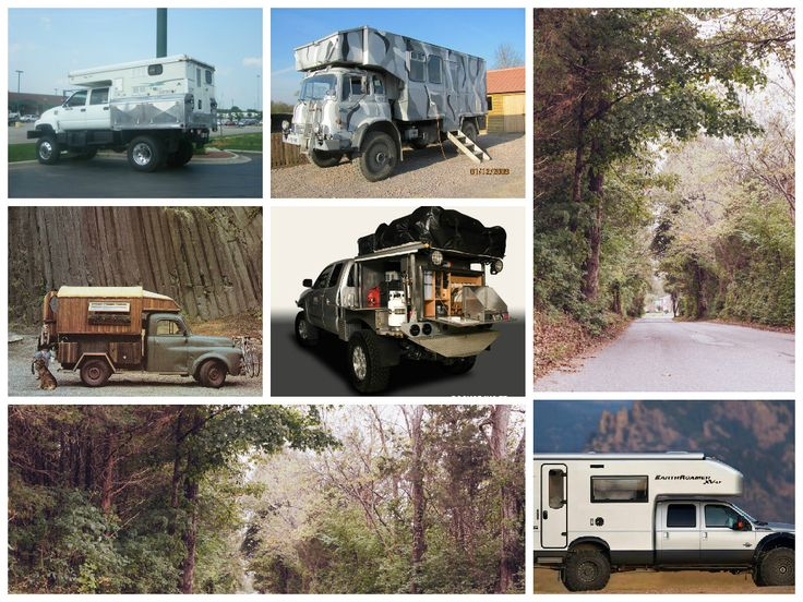 four different types of truck campers which one is right for you truck camper hq. Black Bedroom Furniture Sets. Home Design Ideas