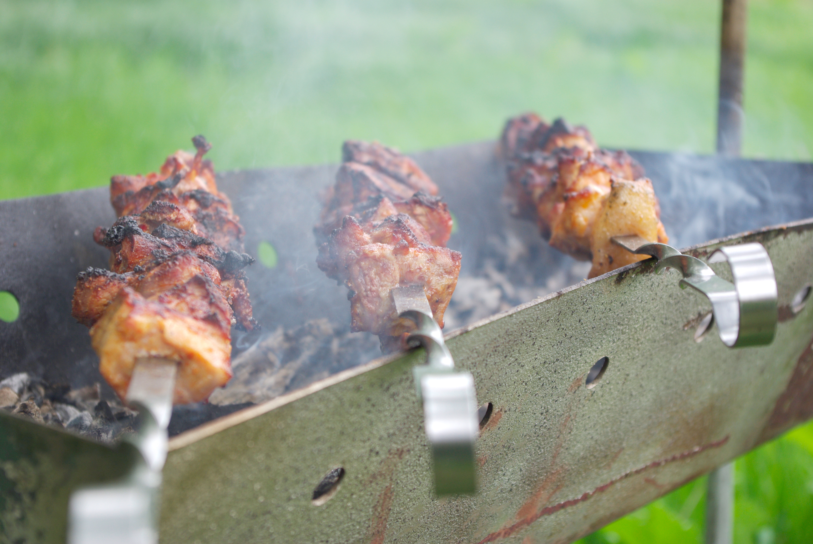 BBQ Meat Grill