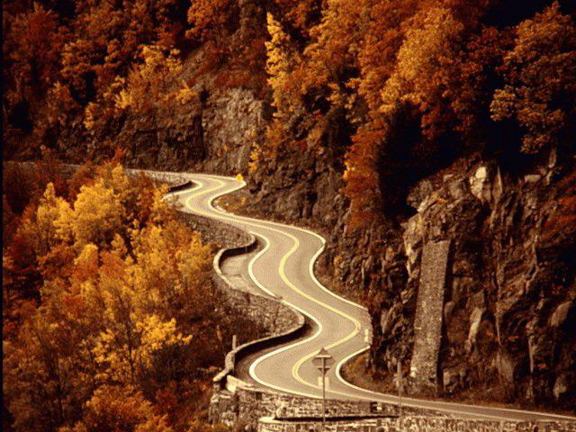 Camping Travel Road