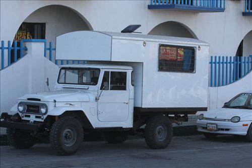 Toyota Land Cruiser Camper