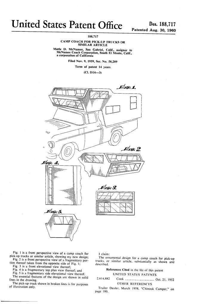 188717 Kamp King McNamee Patent