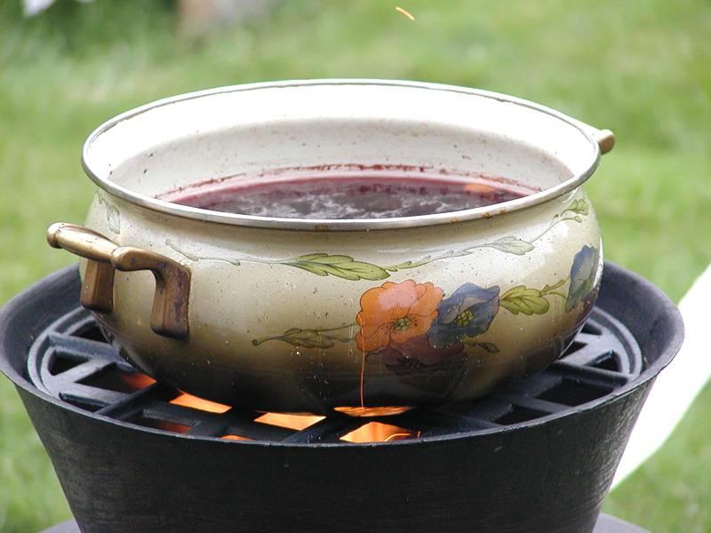 Outdoor Cooking Pot